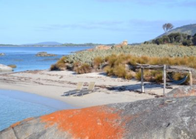 beachfront flinders island