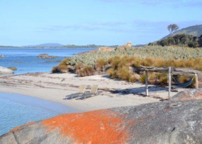 beachfront flinders island